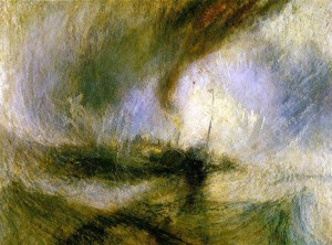 01.2010 – La visione romantica di William Turner sulla natura