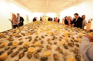 10.2010 – Fantasia in food alla Saatchi Gallery